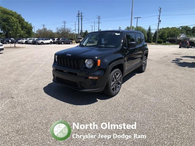 new 2020 Jeep Renegade car, priced at $26,049