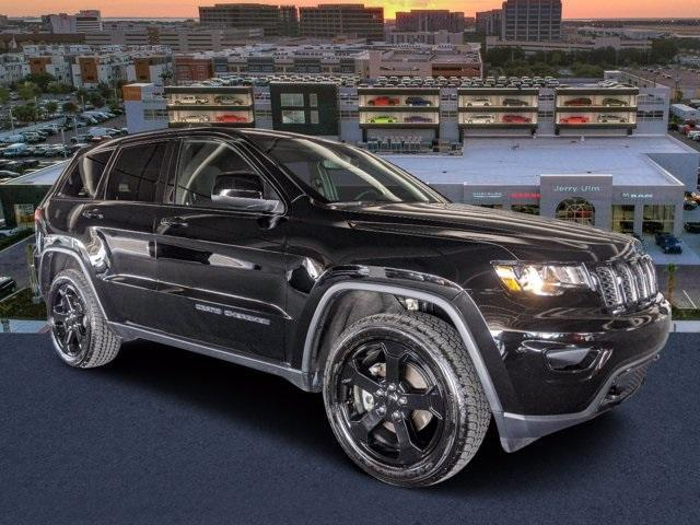 used 2020 Jeep Grand Cherokee car, priced at $33,000