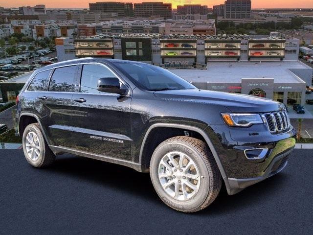 new 2021 Jeep Grand Cherokee car, priced at $35,958