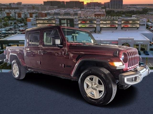 used 2021 Jeep Gladiator car, priced at $42,400
