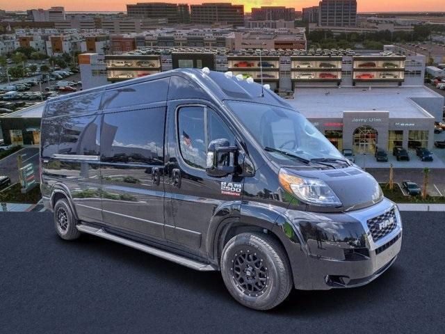 new 2021 Ram ProMaster 2500 Window Van car, priced at $90,494