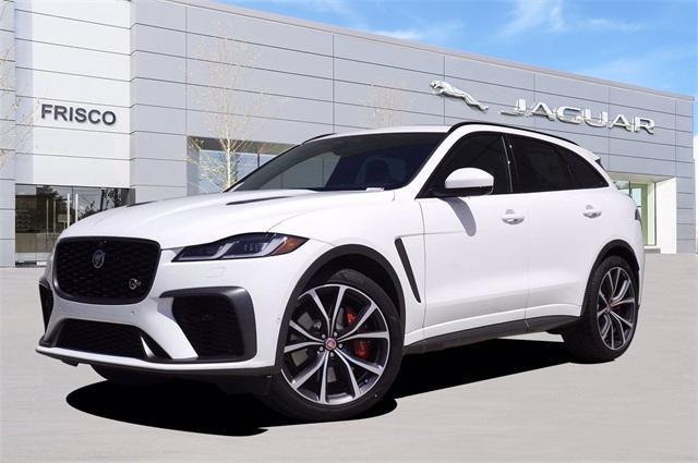 new 2021 Jaguar F-PACE car, priced at $92,780