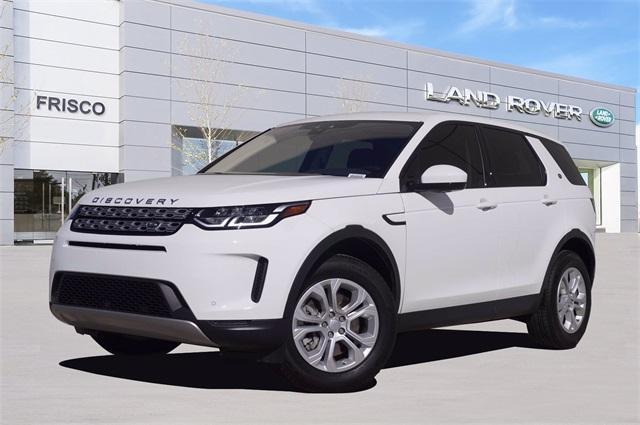 new 2020 Land Rover Discovery Sport car, priced at $43,625