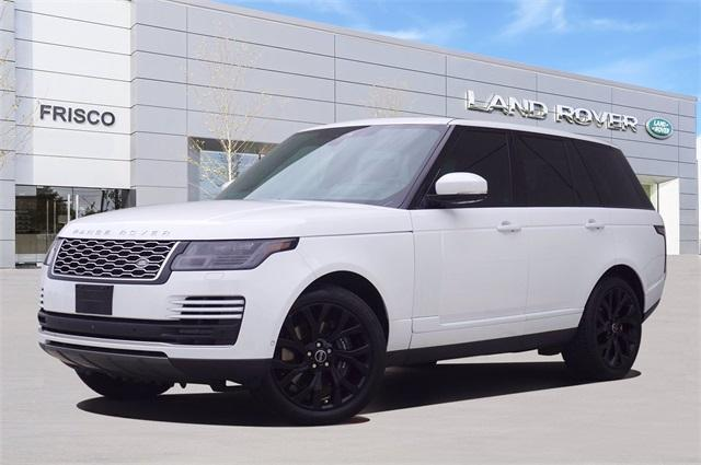 used 2018 Land Rover Range Rover car, priced at $89,995
