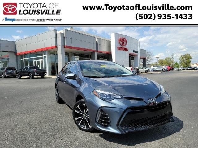used 2018 Toyota Corolla car, priced at $20,364