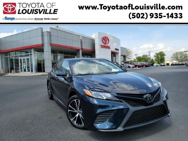 used 2019 Toyota Camry car, priced at $25,167