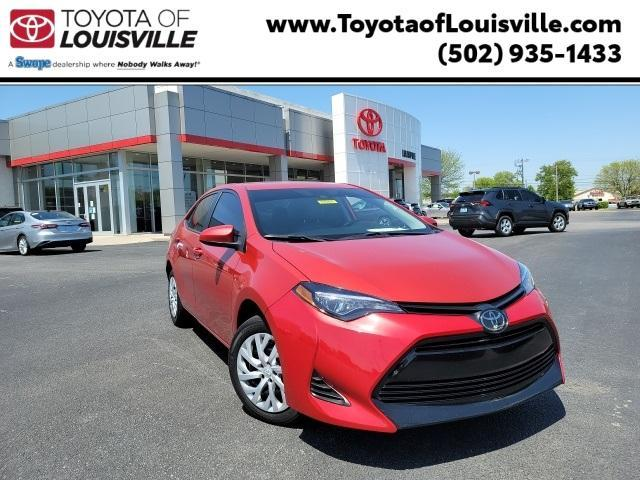 used 2019 Toyota Corolla car, priced at $19,172