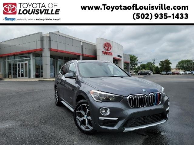 used 2016 BMW X1 car, priced at $19,846