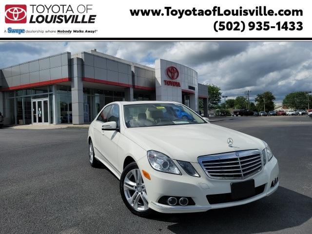 used 2011 Mercedes-Benz E-Class car, priced at $18,487