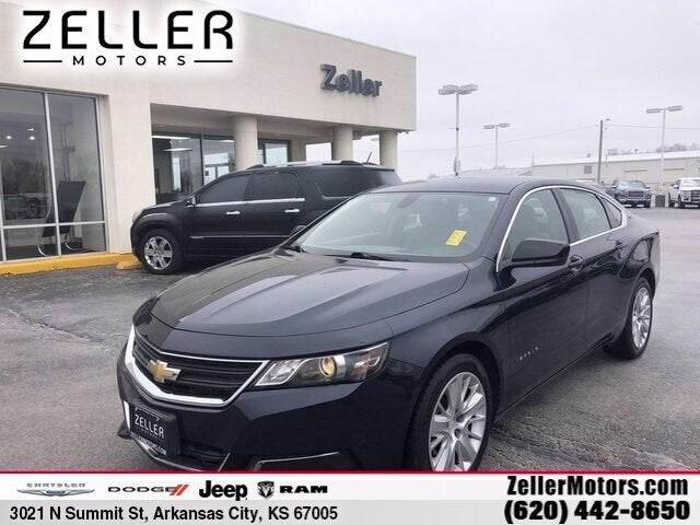 used 2016 Chevrolet Impala car, priced at $20,990
