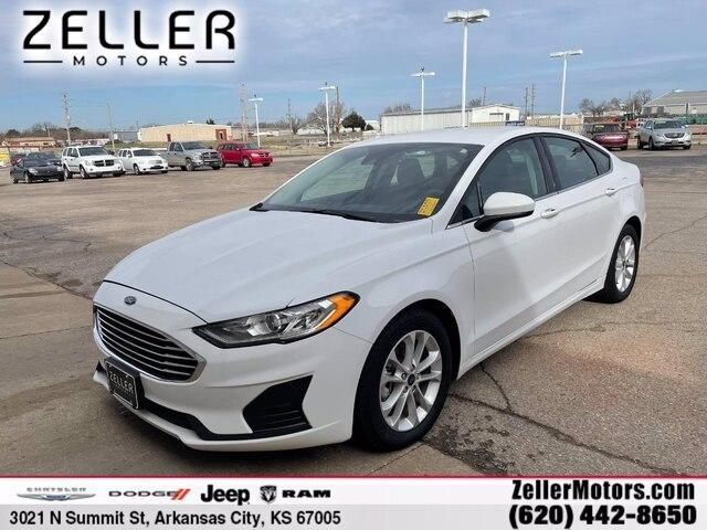 used 2020 Ford Fusion car, priced at $22,990