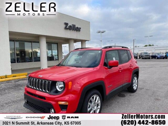new 2021 Jeep Renegade car, priced at $23,770