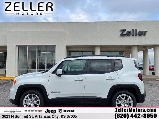 new 2021 Jeep Renegade car, priced at $23,525