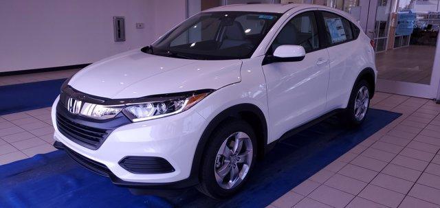 new 2021 Honda HR-V car, priced at $22,035