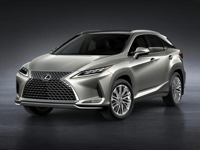 new 2021 Lexus RX 350 car