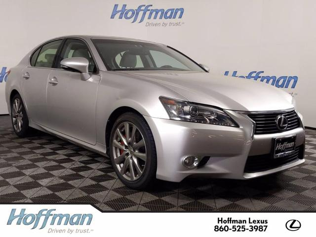 used 2015 Lexus GS 350 car, priced at $20,929