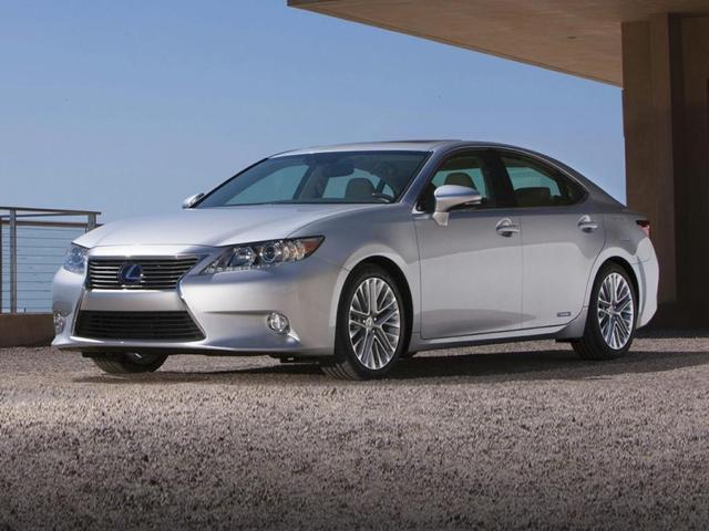 used 2013 Lexus ES 300h car, priced at $19,991