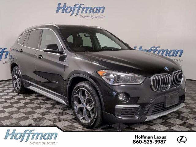 used 2016 BMW X1 car, priced at $22,500