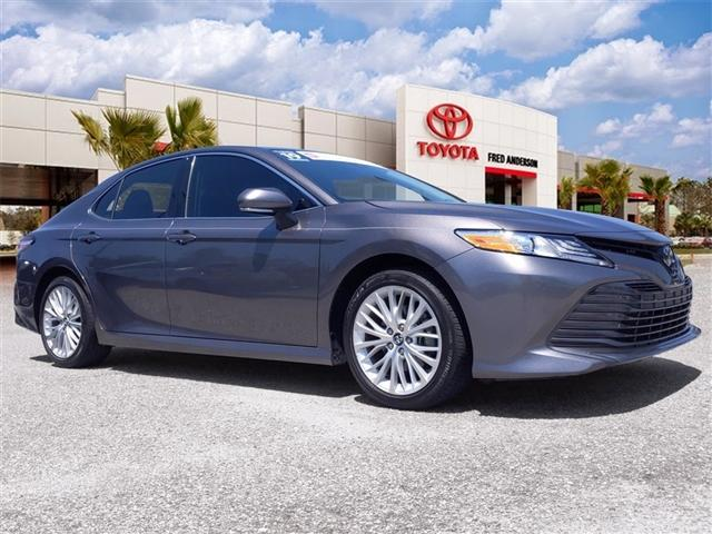 used 2019 Toyota Camry car, priced at $27,991