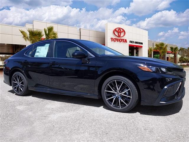 new 2021 Toyota Camry car, priced at $28,760