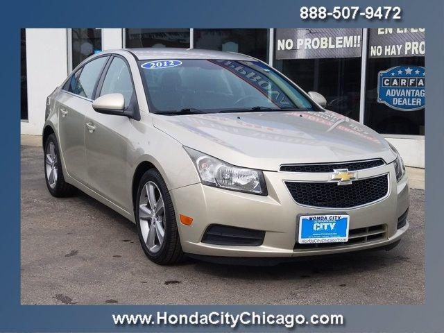 used 2012 Chevrolet Cruze car, priced at $7,777