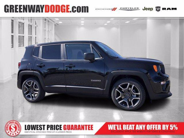 new 2021 Jeep Renegade car, priced at $26,051