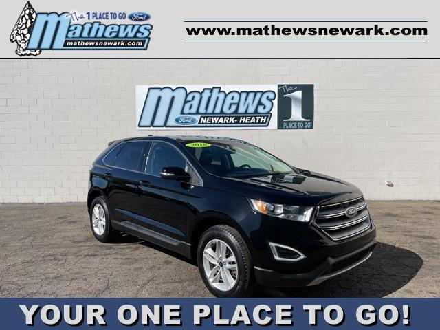 used 2018 Ford Edge car, priced at $29,995