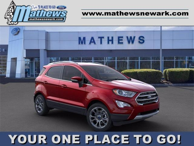 new 2021 Ford EcoSport car, priced at $30,355