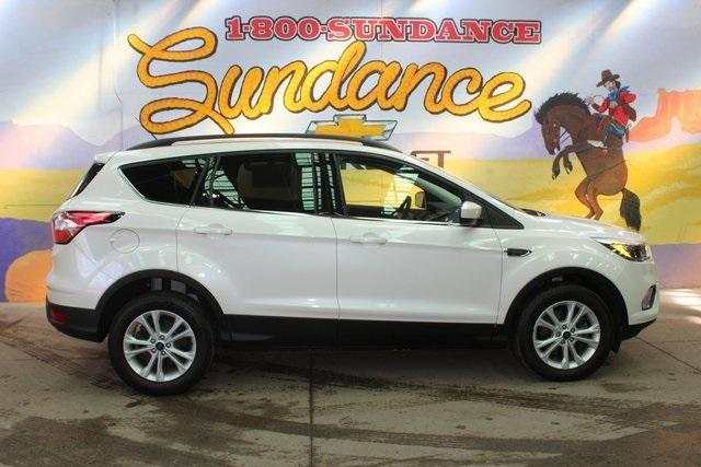 used 2018 Ford Escape car, priced at $19,900