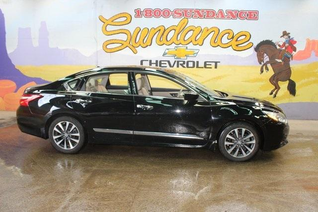 used 2017 Nissan Altima car, priced at $19,900