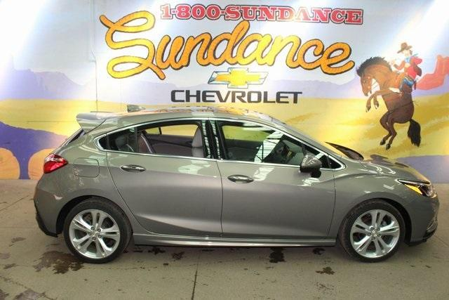 used 2018 Chevrolet Cruze car, priced at $17,900
