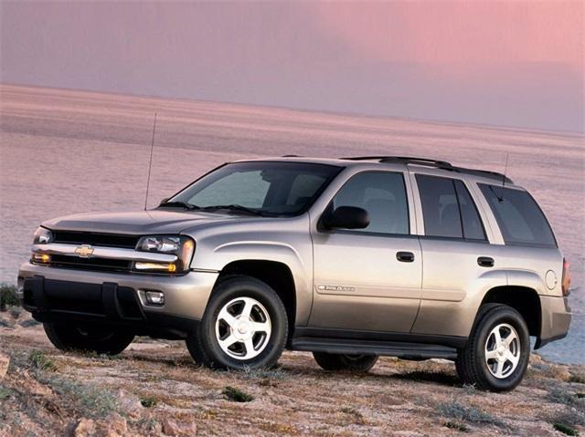 used 2003 Chevrolet TrailBlazer car, priced at $4,995