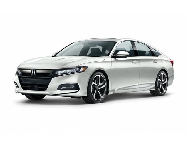 new 2019 Honda Accord car