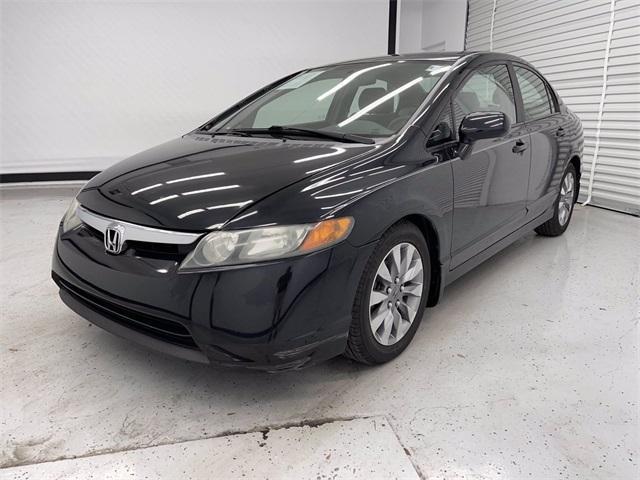 used 2008 Honda Civic car, priced at $7,995