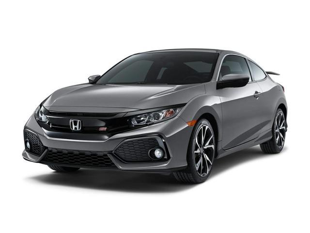 new 2018 Honda Civic car