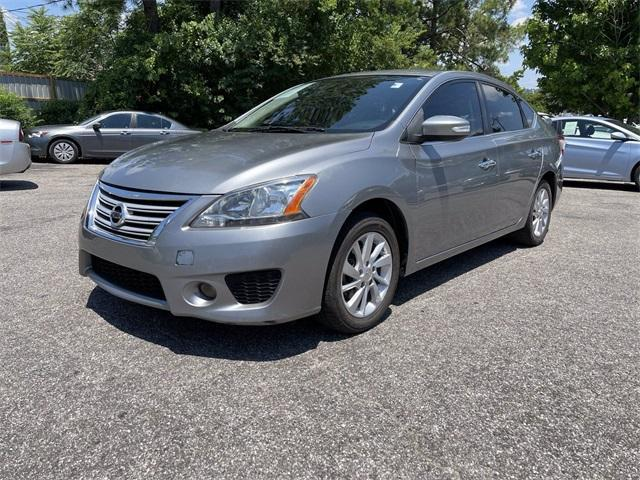 used 2013 Nissan Sentra car, priced at $7,995