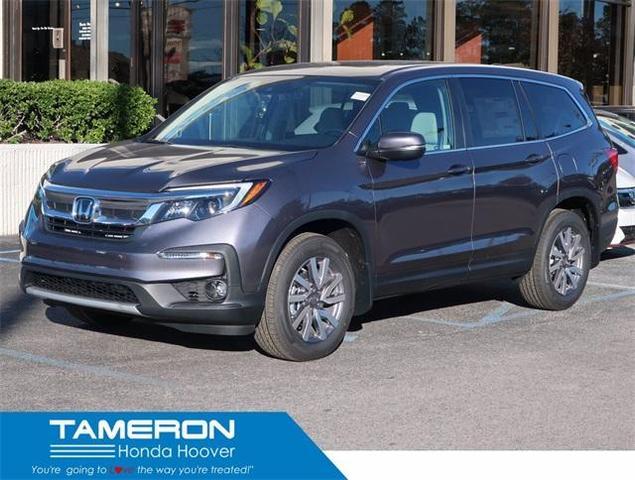 new 2021 Honda Pilot car, priced at $39,835
