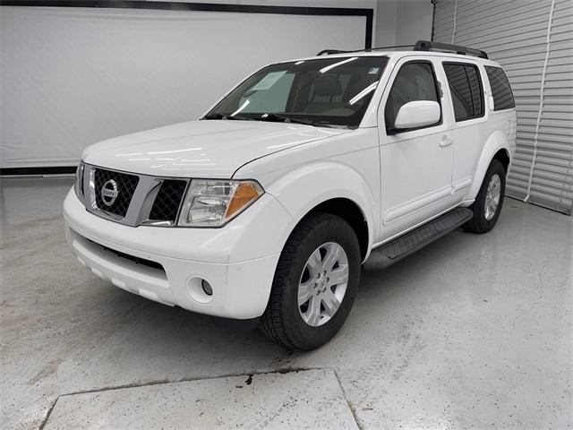 used 2006 Nissan Pathfinder car, priced at $5,995