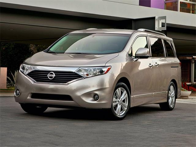 used 2012 Nissan Quest car, priced at $7,995