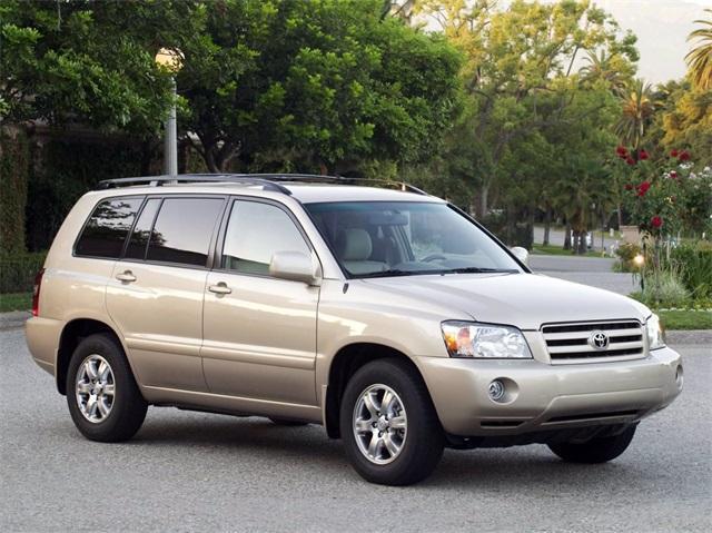 used 2004 Toyota Highlander car, priced at $7,995