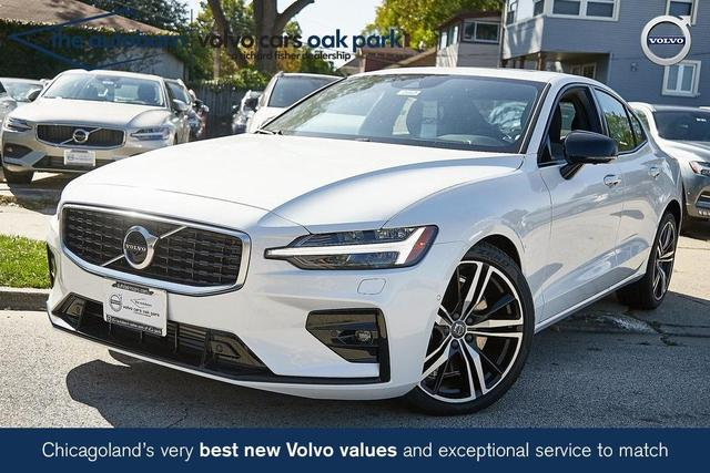 new 2020 Volvo S60 car, priced at $53,750