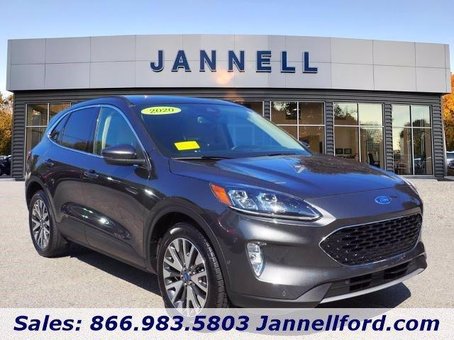 used 2020 Ford Escape car, priced at $33,777