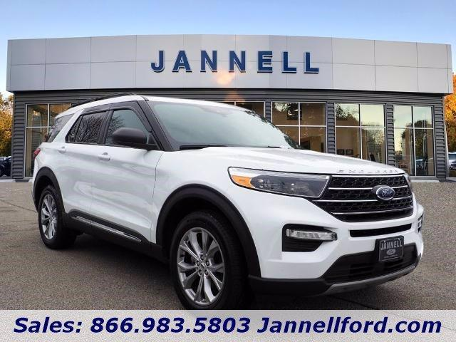 used 2020 Ford Explorer car, priced at $44,775