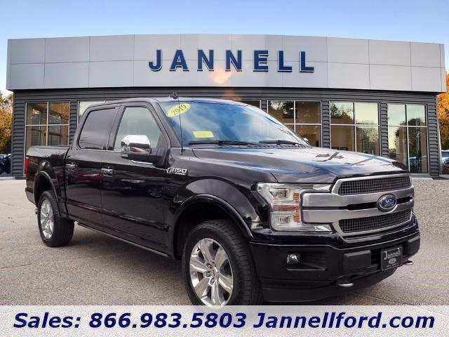 used 2019 Ford F-150 car, priced at $61,795