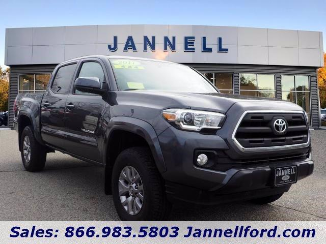 used 2017 Toyota Tacoma car, priced at $31,659