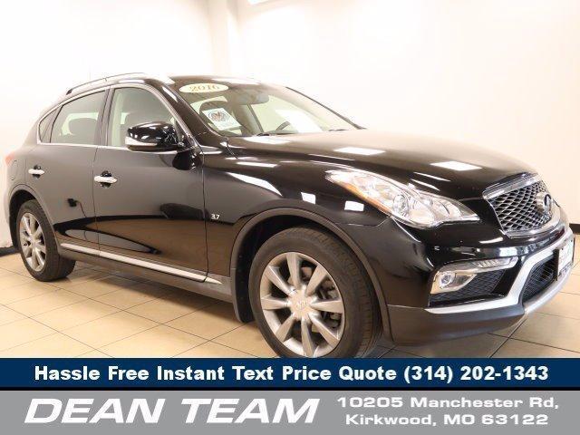 used 2016 INFINITI QX50 car, priced at $22,950