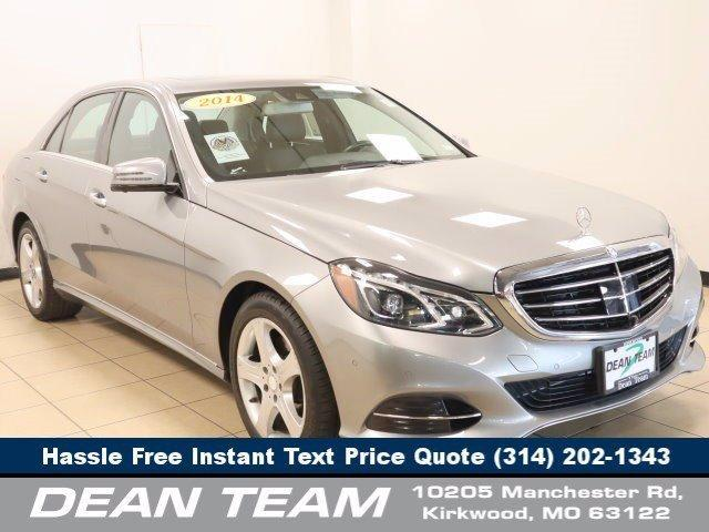 used 2014 Mercedes-Benz E-Class car, priced at $19,950