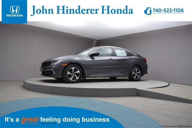 new 2021 Honda Civic car, priced at $22,089