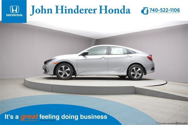 new 2021 Honda Civic car, priced at $23,234