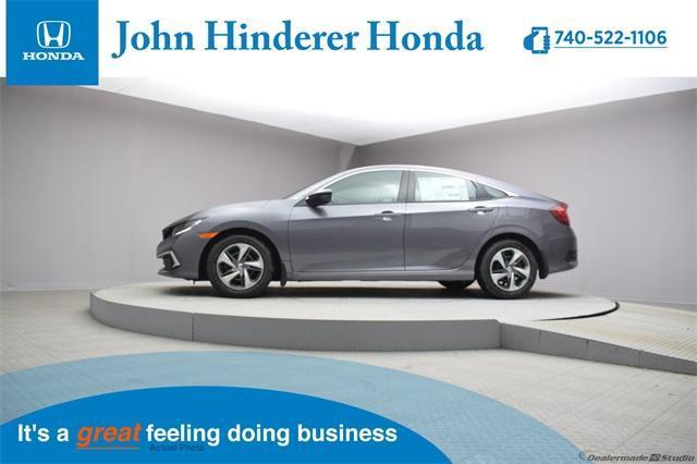 new 2021 Honda Civic car, priced at $22,270